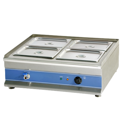 Electric Bain Marie - 4 Vessel