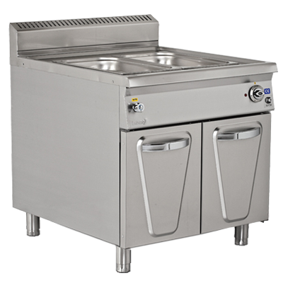 Electric Bain Marie - Double