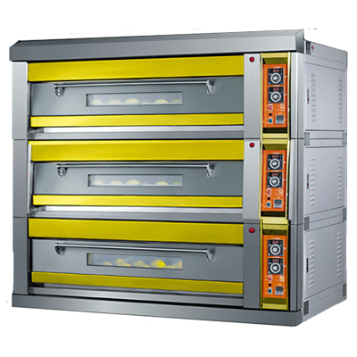 Electric Deck Oven - 2