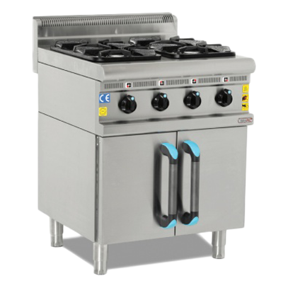 Gas Fired Cooker